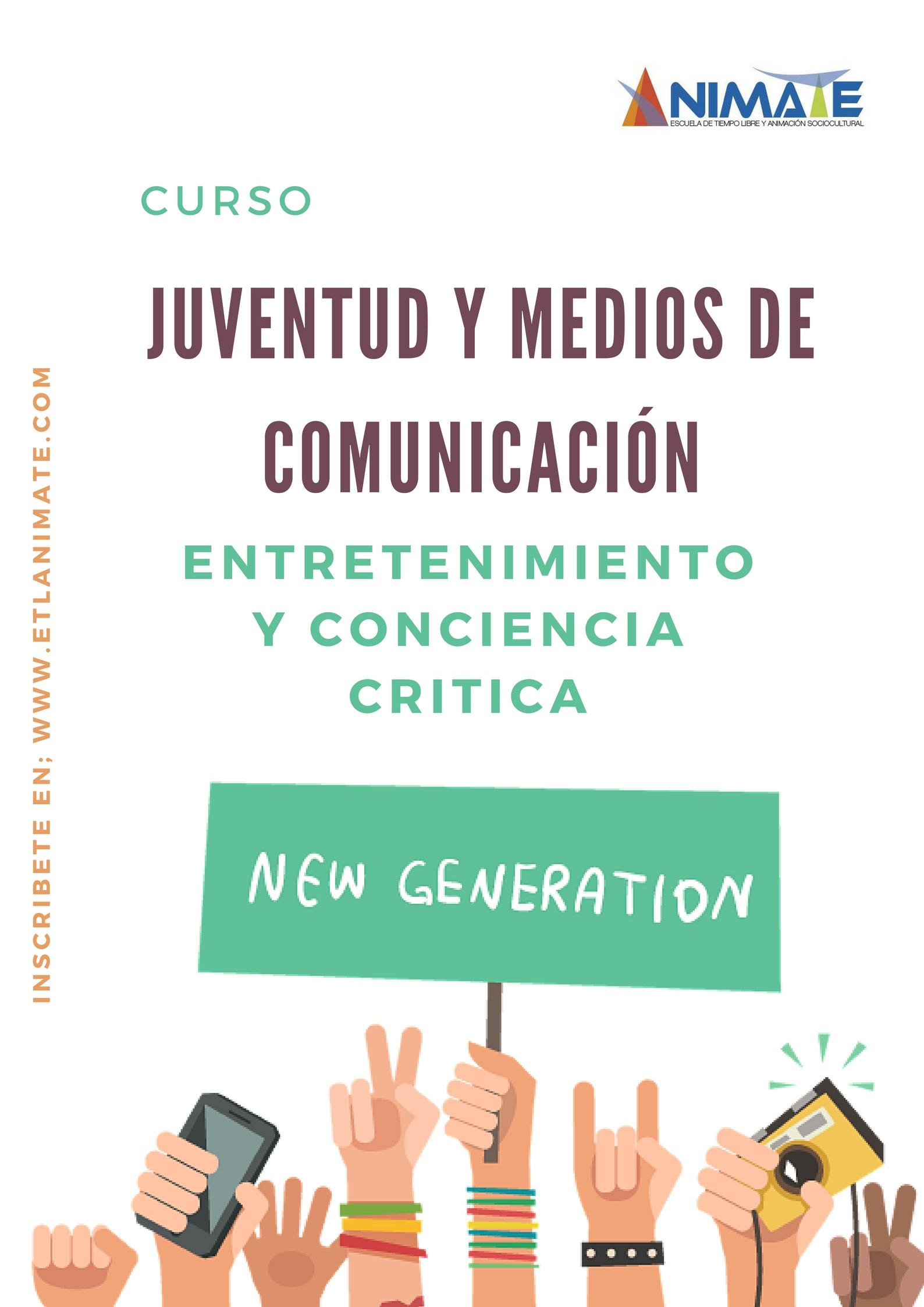 Juventud y medios de comunicacion